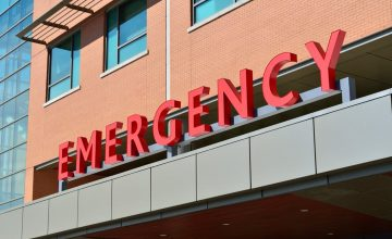 Don't be caught in a medical emergency without medical insurance.