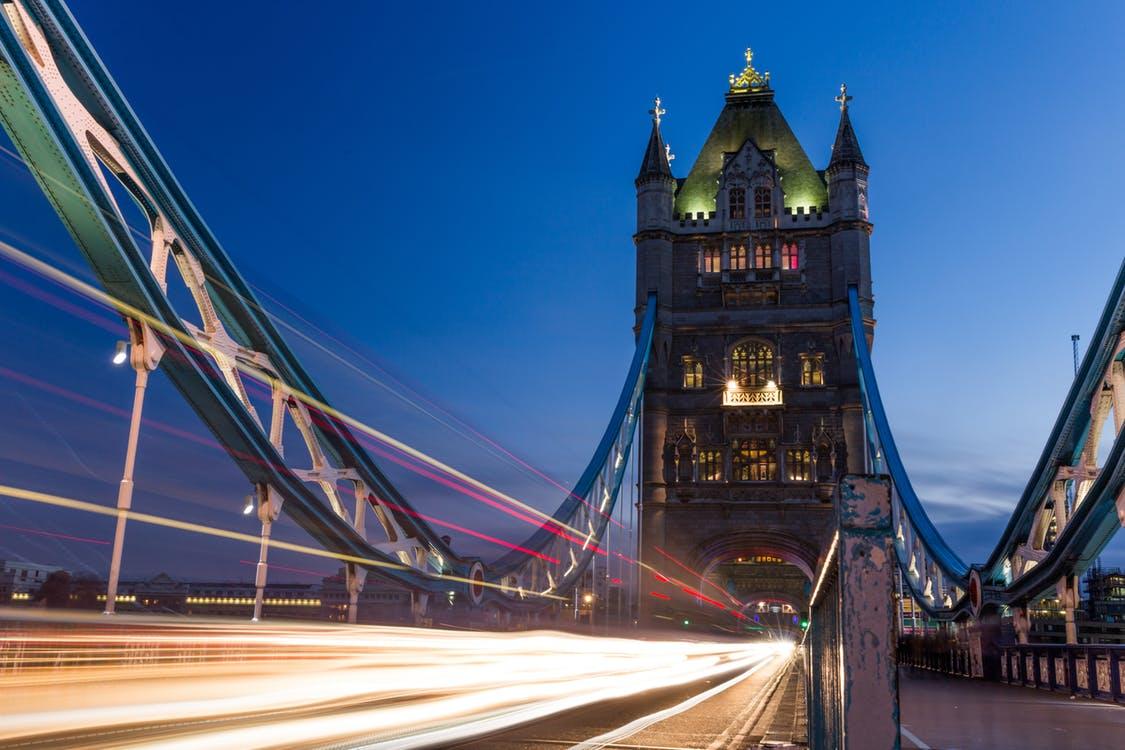 American Expat Living in London