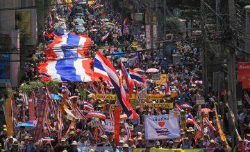 Coup d'etats in Thailand