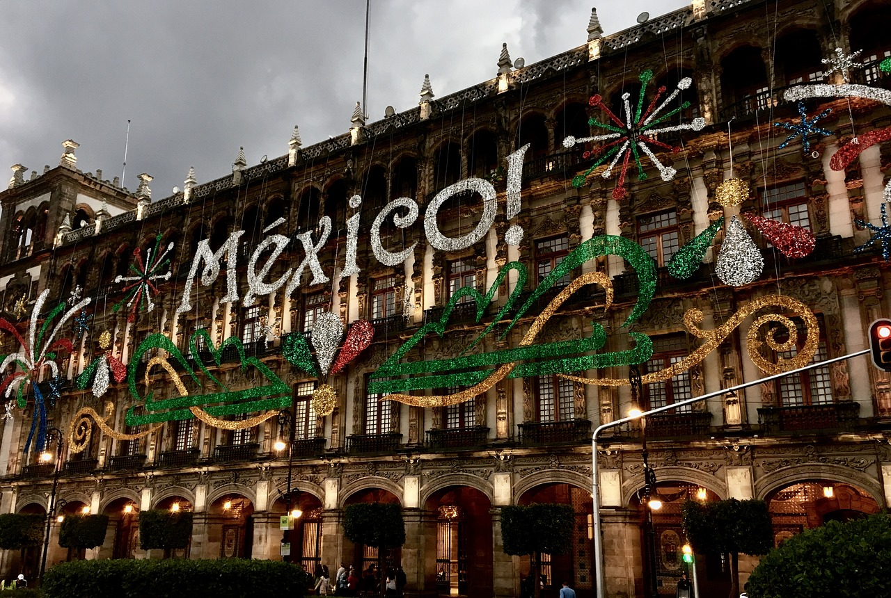 Mexican income tax rate