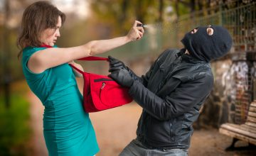 Is pepper spray legal in Mexico?