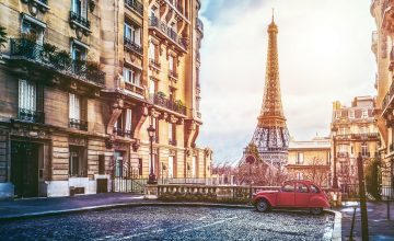 American Expats in France