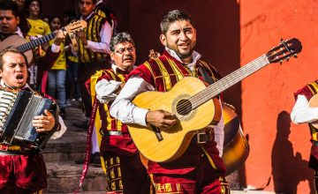 Best Places in Mexico for Music