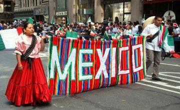 El Grito de Dolores in Mexico
