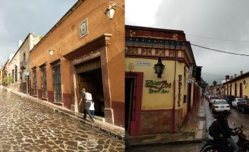 San Cristóbal and San Miguel