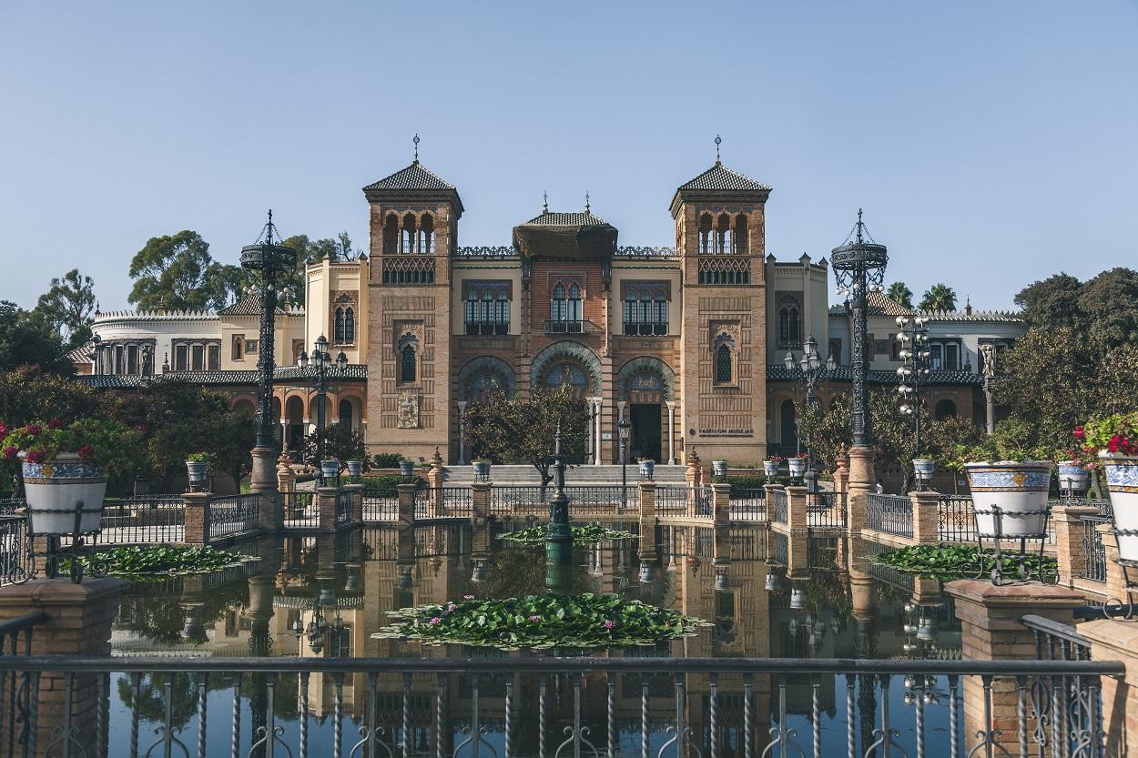 Visiting Seville