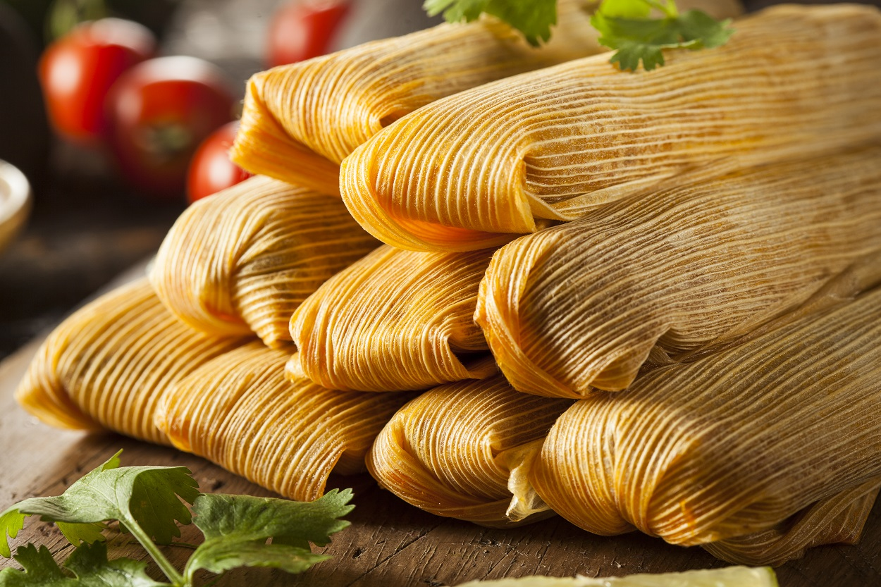 History of tamales