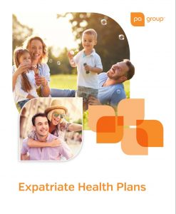 PA Group Expatriate Health Coronavirus