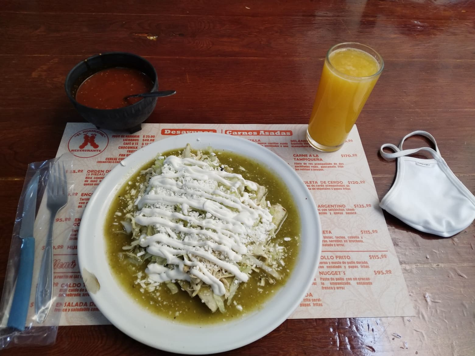 travel in Mexico with covid